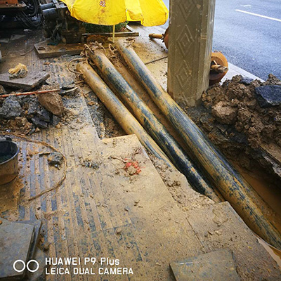 貴州非開挖施工工程